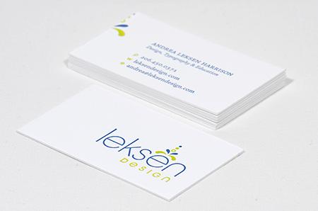 Leksen Design Branding