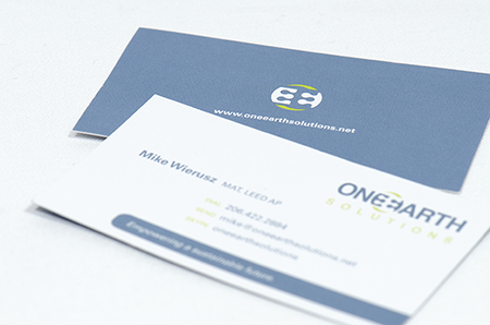 One Earth Branding
